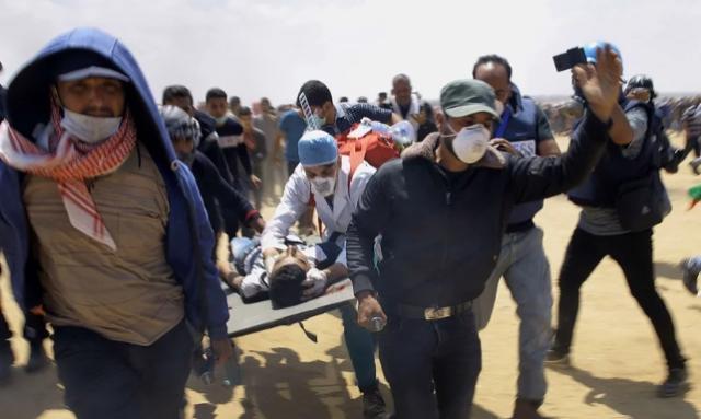 Hamás reacciona con violencia a inauguración de embajada de EEUU en Jerusalén