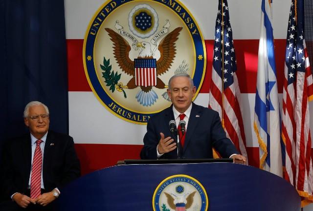 Profecías se mencionan durante la inauguración de la embajada en Jerusalén