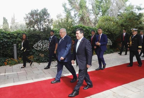 Paraguay inauguró su nueva embajada en Jerusalén