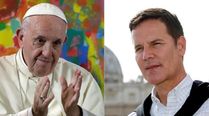 Papa Francisco le dice a hombre gay: 'Dios te hizo así'