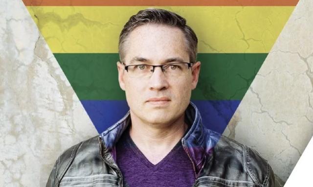 """Ex gay: """"La transformación es posible porque Jesús murió en la cruz por nosotros"""""""
