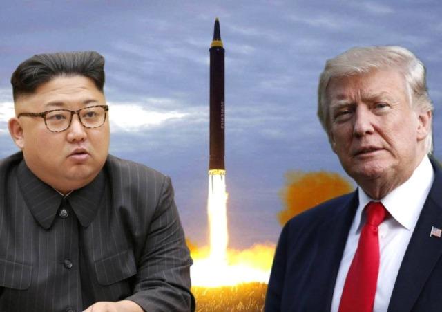 "Trump afirma que ""ora a Dios"" para no usar armas nucleares"