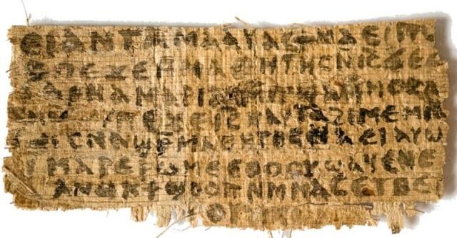 Manuscrito más antiguo del Evangelio de Marcos es descubierto