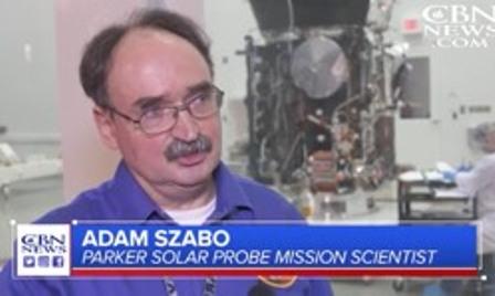 """Científico de la NASA que monitorea actividad espacial: """"Veo la gloria de Dios todos los días"""""""
