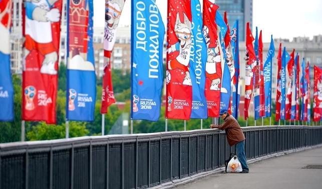 Iglesias enfrentan restricciones pero aprovechan la Copa en Rusia para evangelizar