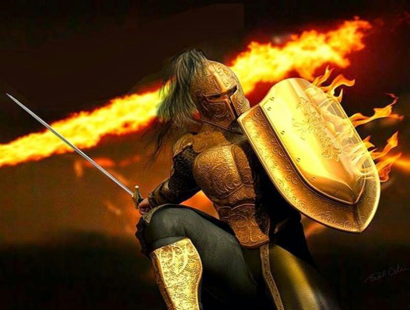 Devocional: Extinguiendo los dardos de fuego de Satanás