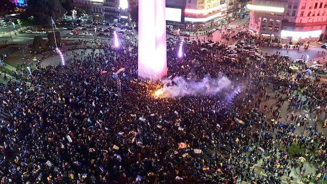 Evangélicos argentinos harán masiva marcha contra aborto
