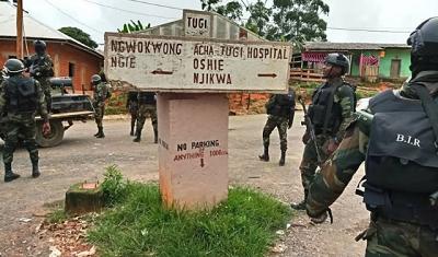 Militares toman iglesias e interrumpen misiones en Camerún