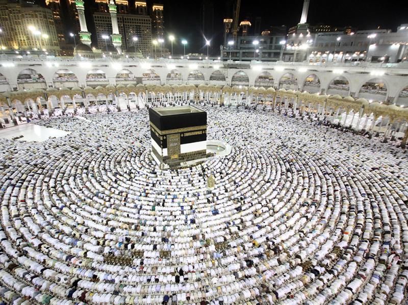 Musulmanes encuentran a Jesús en peregrinación a La Meca
