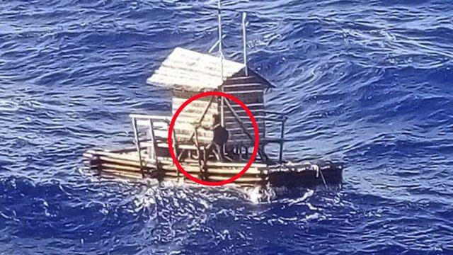Joven cristiano sobrevive tras 49 días a deriva en océano