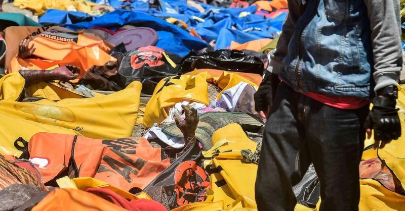 34 niños muertos en iglesia tras terremoto en Indonesia