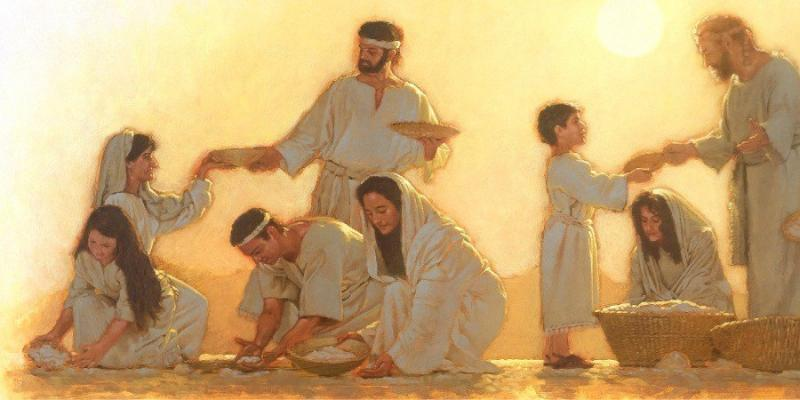 Devocional: Recibiendo las provisiones de Dios