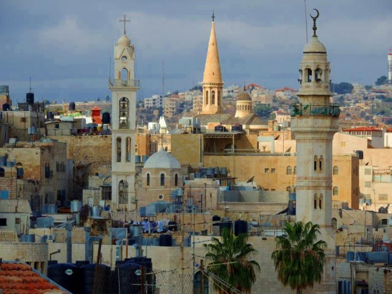 """35.000 cristianos palestinos están """"perdiendo la esperanza"""""""