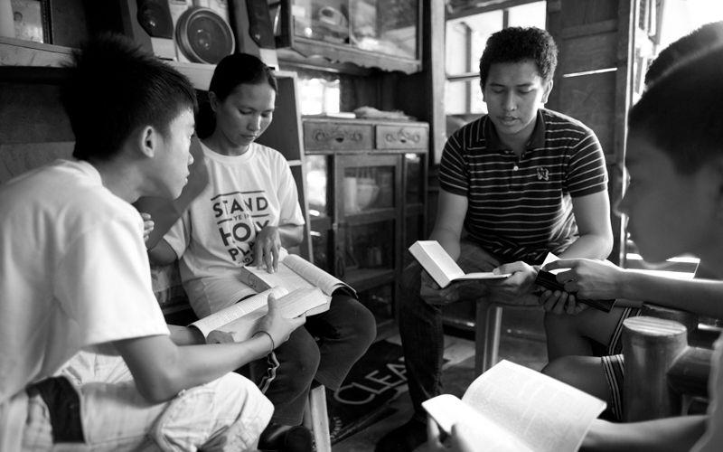 La Biblia es el libro más leído en Filipinas