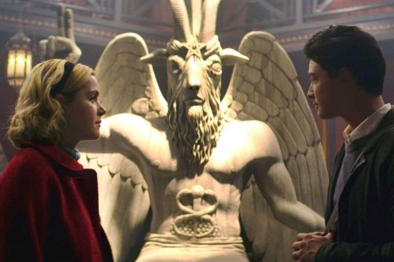 Netflix cierra acuerdo con Templo Satánico a causa de serie