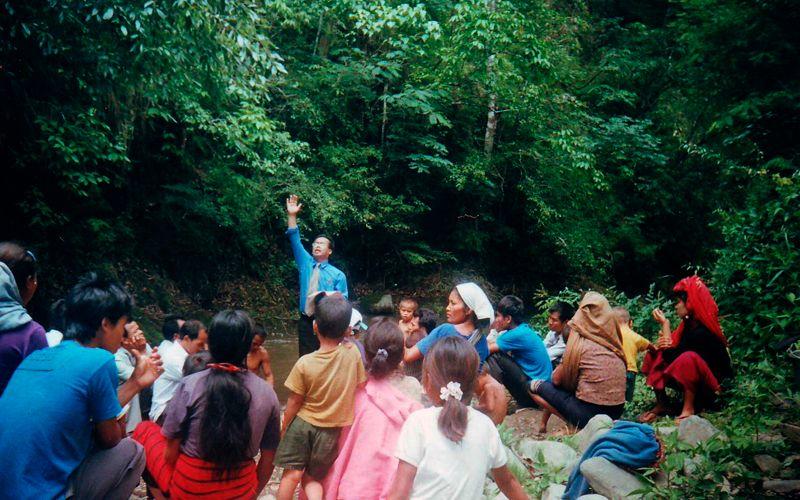 Ecuador: De asaltante temerario a misionero lleno del poder de Dios