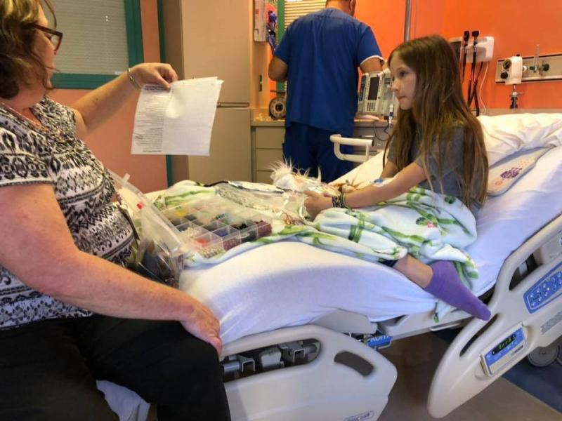 Milagro en Texas en niña con cáncer incurable