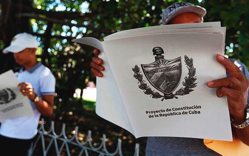Cuba no admite el matrimonio gay en su nueva constitución